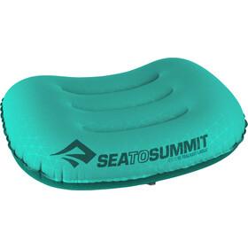 Sea to Summit Aeros Ultralight Kussen L, turquoise